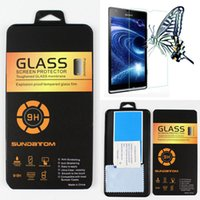 Cheap Explosion Proof Real Tempered Glass Film Guard Screen Protector For Sony Xperia C S39h C2305 with Retail Package MOQ:100pcs