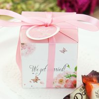 Cheap 2015 Wedding Supplies Best Wedding Favor Boxes