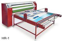 Wholesale R1 m Heat Transfer Printing Machine Sublimation Roll Flat Press Print Nonwoven Textile Cotton Nylon Terylene Glass Metal Ceramic Wood Flag