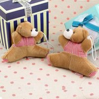Wholesale 1 Pair window curtain hook tieback cute bear Curtain buckle hangers belt colors Brand New
