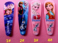 Barrettes & Clips wholesale hair barrettes - Hot Sale and new Frozen girls hairpins children cartoon hair accessories princess Elsa Anna hair clips