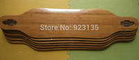 bamboo longboard decks - Longdream LC1 quot Longboard Bamboo Deck