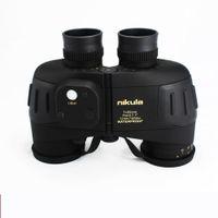 angle compass - Nikula X50 HD high powered binoculars with compass authentic nautical nitrogen waterproof super wide angle eyepiece