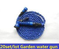 Wholesale 20set garden plumbing pipes threaded telescopic whip version times the natural telescopic pipes