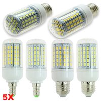 Corn e12 bulb - New Ultra Bright Candelabra LED Lamps V W W W W W W W W E12 E14 E26 E27 G9 GU10 B22 LED Corn Light Bulbs