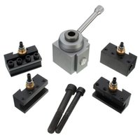 Wholesale Mini Quick Change Tool Post Holder Kit Set For Table Hobby Lathes High Quality