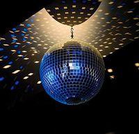 mirror ball disco ball - Mirror Disco Ball Light Mirror Reflection Glass Ball Stage Colorful Ball With Motor Disco ball