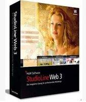 web design - Visual web design software H and M StudioLine Web v3 ENGLISH