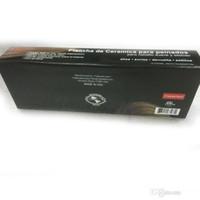 Wholesale NEW Hot sale Pro quot Ceramic Ionic Tourmaline Flat Iron Hair Straightener with Retail Box