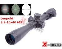 airsoft gun rifle - 2014 NEW Leupold M3 x40 hunting scope rifle sight Differentiation in hunting gun accessories Tactical airsoft riflescope