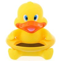 Wholesale Temperature Tester Cute Animal Bath Tub Baby Infant Thermometer Water Temperature Tester Toy Duck order lt no track