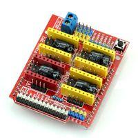 Cheap L109CNC Shield A4988 Driver Expansion Board for Arduino V3 Engraver 3D Printer