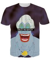 bad guy shirt - Alisister mens cute cartoon tees harajuku fashion feminina shirt d print Bad guys graphic t shirt unisex casual purple camiseta