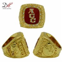 acc teams - 2015 New Arrival Fashion Sport Jewelry Florida State Football Team Ring ACC Championship Rings For Fans Collection Jewelry