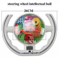 Wholesale 959 new D Magic Maze Ball Closed Level Intellect Ball Children s Educational toys Orbit game intelligence Christmas New year Gift