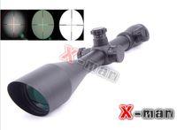 Wholesale 2014 NEW Leupold x60 mm AO illuminated scope hunting scope Diffope W Rings11mm mm Tactical Optics Scopes Riflescope