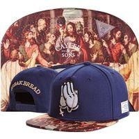 Wholesale brand cayler and sons son snapback caps hip hop cap baseball hat hats for men women bones snapbacks bone gorras