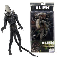 alien brain - ALIENS OFFICIAL NECA Movie Classic Original Alien PVC Action Figure Transparent Brain Free Ship