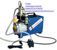 boa qualidade venda quente baixo preço do compressor de ar mini-pcp portátil de alta pressão da bomba de ar 4500psi para o tanque de 0.5L