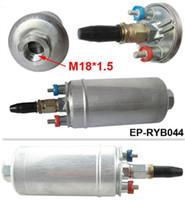 Wholesale Fuel Pump TOP QUALITY External Fuel Pump for Bosch OEM Poulor lph EP RYB044