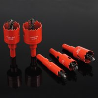 big drill bits - Big Promation High Quality mm Carbide Tip Drill Bit Metal Wood Alloy Cutter Hole Saw