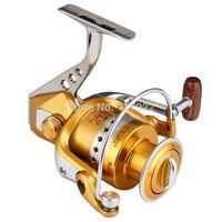 Saltwater   SALE 12+1BB Sea Fishing Reel Saltwater Aluminum Metal Spool Pinning Fishing Reel Gear ratio 5.5:1 Anti-reverse Fishing Gear