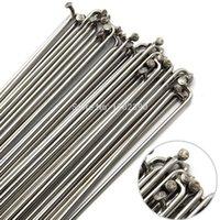 Wholesale Bicycle Parts Bicycle Spoke Bike spokes bicycle Road bicycle G K mm length stainless steel material spokes