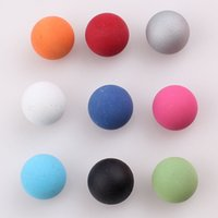 ball locket pendant - 12mm Candy Color Chime Mexican Bola Balls Pregnancy Angel Caller Belly Ball Beads fit for Locket Pendant Accessories C15