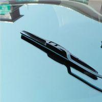 Wholesale New quot Soft Car Bracketless Frameless Rubber Window Windshield Wiper Blade hot selling