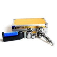 Cheap Hammer pipe Mod Kit E cigarette E pipe Mod Mechanical Hammer battery body with IC30S atomizer electronic cigarette kit