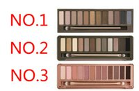 best palettes - Best quality smoky makeup NO Palette color Matte Natual eyeshadow Cosmetics DHL Free ship