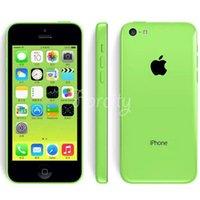 Wholesale Refurbished iPhone c Unlocked Cell Phones Original Apple iPhone c GB Dual Core Refurbished Cell Phones DHL Free