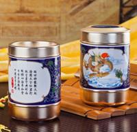 Wholesale Exquisite porcelain ceramic porcelain cloisonne pen to send leaders to send a gift to commemorate the teacher of teachers
