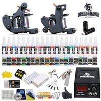Cheap 3 Guns Tattoo Kits Best Beginner Kit Beginner tattoo kits Complete Tattoo Kit