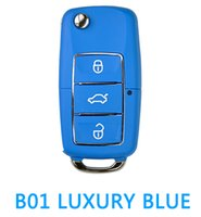 Wholesale B01 Luxury Blue Remote Key for KD900 Car Remote Maker Original with Top Quality