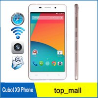 android smartphone wifi hotspot - Cubot X9 inch Android Octa Core Cell Phone MTK6592M GHz GB GB HD GPS Hotspot G Smartphone