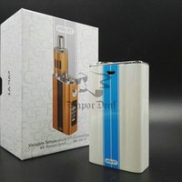 Wholesale Latest Authentic Joytech eVic VT TC Mods with Skin Joye Evic vt mah w Better Than Smok M80 Match Ego One Mega