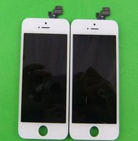 Wholesale NEW ARRIVAL For iPhone G LCD screen Display Touch Screen digitizer Frame replacement parts assembly Full set