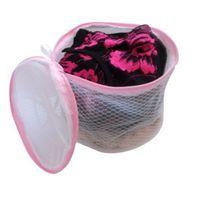 Wholesale 30pcs Laundry Bags New Folding Mesh Bra Washing Aid Laundry Saver Lingerie Bag Wash Bag
