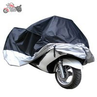 heavy bikes - Motorcycle Covering Waterproof Dustproof Scooter Cover UV resistant Heavy Racing Bike Cover Size L XL XXL XXXL XXXXL