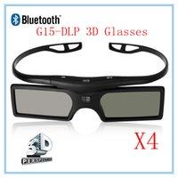 sony tv - New Bluetooth D Shutter Active Glasses For Samsung Panasonic for Sony DTVs Universal TV D Glasses gg