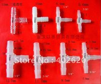 Wholesale PP fittings pvc fittings water fittings plastic Barb plastic hose fitting all sizes