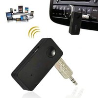 audio speaker amp - B3503 Car In Auto Home Bluetooth V3 Music RCA mm Stereo Audio HiFi AMP Receiver Adapter Dongle A2DP For Speaker Universal