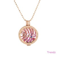 ball chian - Mi Moneda My Coin Holder Pendant Open Locket mm Charms cm Ball Chian Fashion Necklace MID027