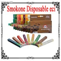 Wholesale 2015 Smokone Disposable Ehookah E Shisha Puffs Smokone E cigarette Different flavors For choose DHL
