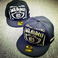 badass snapback hats - brand jack badass bone snapback casual old time adjustable hat hiphop baseball cap metal coating casquette for women men