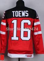 team canada jerseys - Factory Outlet Canada Kids Hockey Team Jonathan Toews Ice Hockey Jerseys Red White Canada th Anniversary Ice Hockey Youth Boys Jersey
