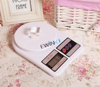 Wholesale New and high quality Kitchen Food Diet Digital LCD Electronic Precise Postal Weight Scale kg x g