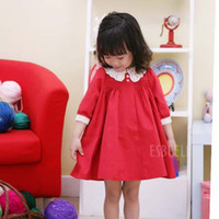 Wholesale Children Clothes Kids Clothing Children Dresses Spring Casual Dresses Korean Girl Dress Child Lace Princess Dress Kids Dresses C3818