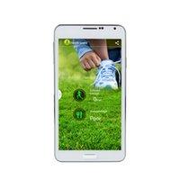 WCDMA Dual Core Android Perfect 1:1 Note 3 Unlocked Smartphone Android 4.2 3G Smartphone MTK6572 Dual Core 4GB+1GB 8MP Dual Camera Gesture Rate GPS Bluetooth FM MP3
